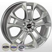 Автомобильный колесный диск R18 5*108 ZF-TL5036 HS - W7.5 Et52 D63.4