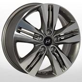 Автомобильный колесный диск R17 5*114,3 ZF-TL5058NW GMF - W6.5 Et48 D67.1