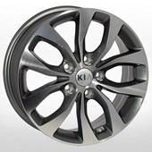 Автомобильный колесный диск R16 5*114,3 ZF-TL5609 GMF (Kia, Hyundai) - W6.5 Et42 D67.1