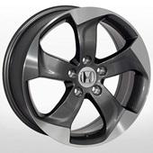 Автомобильный колесный диск R17 5*114,3 ZF-TL5691NW GMF (Honda) - W7.0 Et55 D64.1