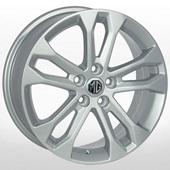 Автомобильный колесный диск R16 5*100 ZF-TL5750N S (MG) - W6.5 Et50 D56.1
