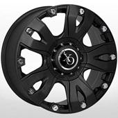 Автомобильный колесный диск R20 5*150 ZF-TL5770 SatinBLACK - W9.0 Et35 D110.5