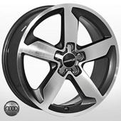 Автомобильный колесный диск R18 5*112 ZF-TL5829ND GMF - W7.0 Et43 D57.1