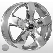 Автомобильный колесный диск R20 5*127 J-5834 POLISH (Jeep) - W8.0 Et56 D71.6