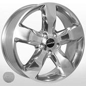 Автомобильный колесный диск R20 5*127 ZF-TL5834 POLISH (Jeep) - W8.0 Et56 D71.6