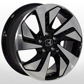 Автомобильный колесный диск R18 5*114,3 ZF-TL5849NW BMF (Honda) - W7.0 Et50 D64.1