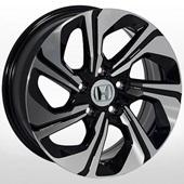 Автомобильный колесный диск R16 5*114,3 ZF-TL7141NW BMF (Honda) - W6.5 Et43 D64.1
