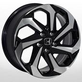 Автомобильный колесный диск R17 5*114,3 ZF-TL7142NW BMF (Honda) - W7.5 Et55 D64.1