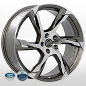 Автомобильный колесный диск R18 5*108 ZF-V514 GMF (Volvo, Ford, LR) - W8.0 Et49 D63.4