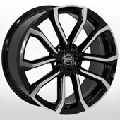 Автомобильный колесный диск R18 5*108 ZF-V515 BMF (Volvo, Ford, LR) - W8.0 Et49 D67.1