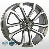 Автомобильный колесный диск R18 5*108 ZF-V515 MattGMF (Volvo, Ford, LR) - W8.0 Et49 D63.4