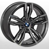 Автомобильный колесный диск R17 5*120 ZF-XH578 GMF (BMW) - W8.0 Et20 D74.1