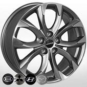 Автомобильный колесный диск R18 5*114,3 ZW-013 GMF - W7.5 Et45 D67.1