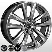 Автомобильный колесный диск R18 5*114,3 MZ-014 HB - W7.5 Et45 D67.1