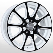 Автомобильный колесный диск R14 4*98 ZW-1010 CA-W-PB - W6 Et35 D58.6