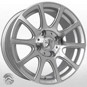Автомобильный колесный диск R14 4*108 ZW-1010 SP (Citroen, Peugeot) - W6 Et25 D65.1