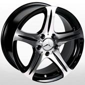 Автомобильный колесный диск R15 5*112 ZW-145 BP (Mercedes) - W7 Et35 D66.6