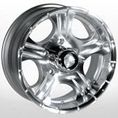 Автомобильный колесный диск R16 5*139,7 ZW-211 SP - W7 Et0 D110.5