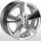 Автомобильный колесный диск R14 5*100 ZW-213 SP - W6 Et35 D73.1