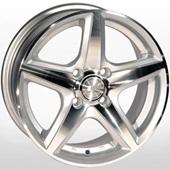 Автомобильный колесный диск R14 4*108 ZW-244 SP - W6 Et25 D67.1