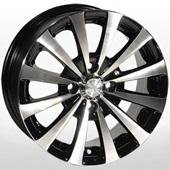 Автомобильный колесный диск R14 4*108 ZW-247 BP - W6 Et35 D73.1