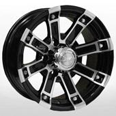 Автомобильный колесный диск R16 5*139,7 ZW-2516 BP - W7.5 Et-10 D110.5