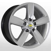 Автомобильный колесный диск R16 5*105 ZW-2517 HS (Chevrolet) - W7 Et40 D56.6