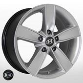 Автомобильный колесный диск R16 5*114,3 ZW-2517 HS (Hyundai, Kia) - W7 Et40 D67.1