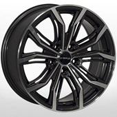 Автомобильный колесный диск R17 5*120 ZW-2747 BF-P - W7.5 Et32 D72.6