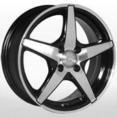 Автомобильный колесный диск R14 4*108 ZW-3119 BP - W5.5 Et25 D65.1