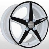 Автомобильный колесный диск R15 4*100 ZW-3119Z CA-W-PB - W6 Et40 D67.1