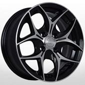 Автомобильный колесный диск R15 4*114,3 ZW-3206 BP - W6.5 Et37 D67.1
