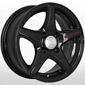 Автомобильный колесный диск R14 4*100 ZW-3208Z BLK-(R)Z - W6 Et35 D67.1