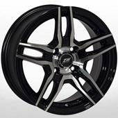 Автомобильный колесный диск R14 4*100 ZW-3233 BP - W6.0 Et35 D67.1