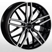 Автомобильный колесный диск R20 5*114,3 ZW-3279 BP - W8.5 Et38 D67.1