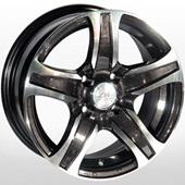 Автомобильный колесный диск R14 4*98 ZW-337 BE-P - W6 Et25 D58.6