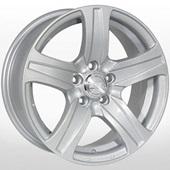 Автомобильный колесный диск R15 5*100 ZW-337 Sil - W6.5 Et35 D67.1
