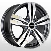 Автомобильный колесный диск R16 5*114,3 ZW-348 MK-P (Mitsubishi, Mazda) - W6.5 Et46 D67.1