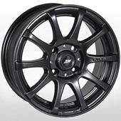 Автомобильный колесный диск R14 4*108 ZW-355 BLACK - W6.0 Et25 D65.1