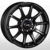 Автомобильный колесный диск R14 4*114,3 ZW-355 BLK-M - W6.0 Et30 D73.1