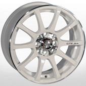 Автомобильный колесный диск R15 4*98 / 4*114,3 ZW-355 W6-Z - W6.5 Et30 D67.1