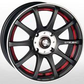 Автомобильный колесный диск R15 4*100 / 4*114,3 ZW-355 (R)B6-Z/M - W6.5 Et35 D67.1