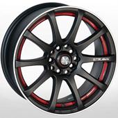 Автомобильный колесный диск R14 4*114,3 ZW-355 (R)B-LP-Z/M - W6 Et30 D73.1