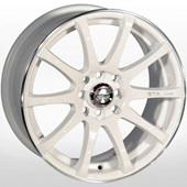 Автомобильный колесный диск R17 5*112 / 5*114,3 ZW-355 W-LP-Z - W7 Et40 D73.1