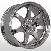 Автомобильный колесный диск R15 4*98 / 4*114,3 ZW-356 HCH - W6.5 Et38 D67.1