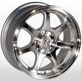 Автомобильный колесный диск R15 4*100 / 4*108 ZW-356 SP - W6.5 Et38 D67.1