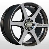 Автомобильный колесный диск R16 4*98 / 4*100 ZW-3717Z (N)MK-P - W7.0 Et38 D67.1