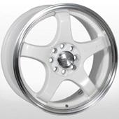 Автомобильный колесный диск R15 4*98 / 4*114,3 ZW-391A W-LP - W6.5 Et35 D67.1