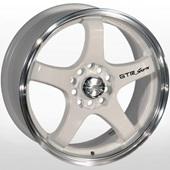 Автомобильный колесный диск R16 5*100 / 5*114,3 ZW-391A W-LP-(B)Z - W7 Et40 D67.1