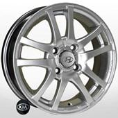 Автомобильный колесный диск R14 4*100 ZW-450 HS - W5.0 Et45 D67.1